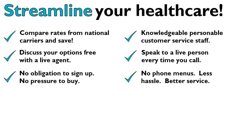 Health insurance made easy.